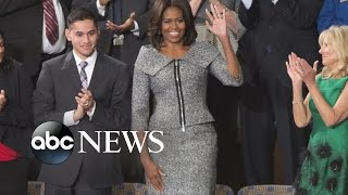 Download Michelle Obama Fashion and Culture Influence Video