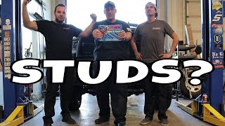 Download GOT STUDS?! Very Important Cummins Upgrade! Video