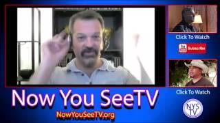 Download Now You See TV interviews Rob Skiba about Flat Earth Video