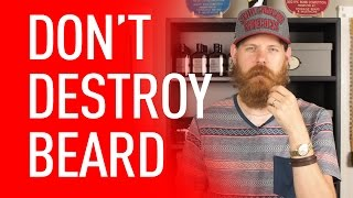Download Stop Destroying your Beard | Eric Bandholz Video