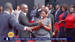 Download UNBELIEVABLE! A woman DEAD SHOCKED. By Pst Alph Lukau Video