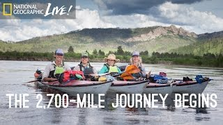 Download National Geographic Live! - Untamed River, Part 1: The 2,700-Mile Journey Begins | Nat Geo Live Video
