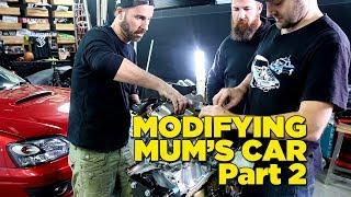 Download Modifying Mum's Car [Part 2] Video