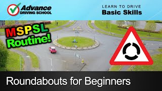 Download Roundabouts for Beginners | Learning to drive: Basic skills Video