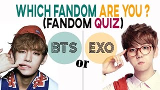 Download KPOP CHALLENGE #9 - EXO & BTS SPECIAL FANDOM QUIZ - Which side are you ? Video