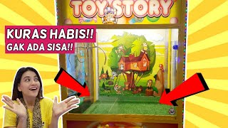 Download SAPU BERSIH!! BONEKANYA DIKURAS HABIS!! MAIN CLAW MACHINE BONEKA DI ELEMENT FAMILY FUN!! PUAS BANGET Video