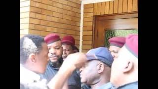Download Students fight the Bouncers at University of Pretoria #feesmustfall Video