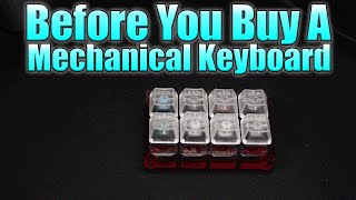 Download Before You Buy A Mechanical Keyboard | Cherry MX Sampler by Max Keyboard Video