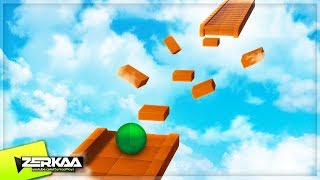 Download PARKOUR WITH A BEACH BALL! (Totally Unbalanced) Video