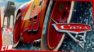 Download CARS 3 Trailer : Lightning McQueen Crash what happens next? Disney/Pixar Video