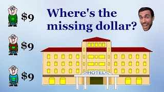 Download Trick Question - Find the missing dollar Video