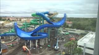 Download Volcano Bay Construction Update #3 ~ Universal Orlando Resort Video