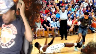 Download I HAD TO END THE VIDEO! LONZO BALL IS THE #1 PG IN THE NATION REACTION!! Video