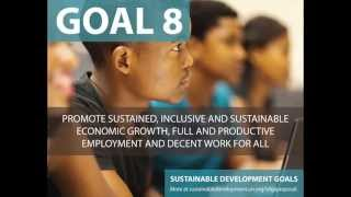 Download The World We Want - The U.N. Sustainable Development Goals Video
