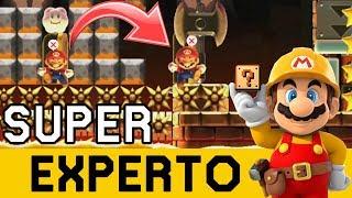 Download SALTO PERFECTO EN UN MILISEGUNDO ¡¡2 VECES!! - SUPER EXPERTO NO SKIP | Super Mario Maker - ZetaSSJ Video
