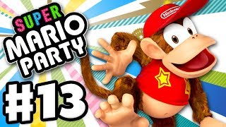 Download Diddy Kong on Challenge Road! - Super Mario Party - Gameplay Walkthrough Part 13 Video