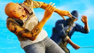 Download IMPOSSIBLE FIGHT THAT NO ONE CAN BEAT! (Watch Dogs 2 Funny Moments) Video