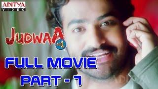 Download Judwa No1 Hindi Movie Part 7/11 Jr.NTR, Nayanatara, Sheela Video