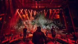 Download ODESZA - Red Rocks Amphitheatre 2017 in 360° Video