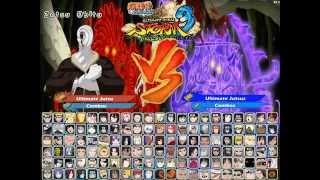 Download Naruto Shippuden Ultimate Ninja Storm 3 Full Burst Mugen Video