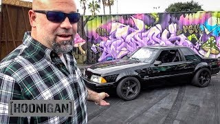 Download [HOONIGAN] DT 160: Matt Farah's 1988 Fox Body Mustang Video