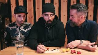 Download Chili tasting with Adam & Noah - 2 danish comedians + eng. subtitles Video