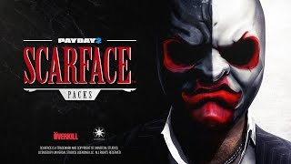 Download PAYDAY 2: Scarface Packs Trailer Video