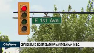 Download Arrest made after Manitoba man stabbed in B.C. Video