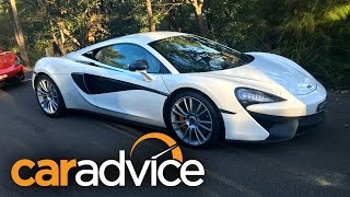 Download 2017 McLaren 540C Walkaround — What are the 570S and 540C differences? Video