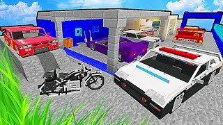 Download Minecraft City - LAVA RÁPIDO DE CARROS Video
