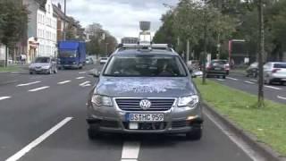 Download ″TU Braunschweig develops self-driving car″ - ролик (eng) Video