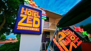Download VR Virtual reality Hotel Zed Victoria Video