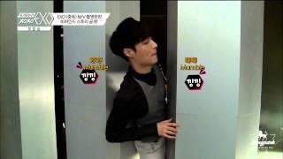 Download 【兴吧XingPark】140509 火热的瞬间XOXO EXO EP01 张艺兴Lay CUT 中字 eng. sub Video