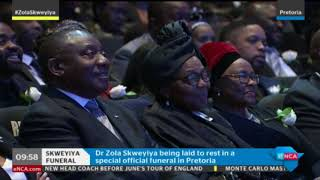 Download Wilson Nqose pays tribute to Zola Skweyiya on behalf of ANC Veterans Video