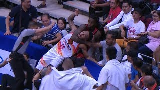 Download Calvin Abueva-Kevin Murphy scuffle | PBA Governors' Cup 2018 Video