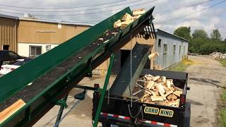 Download Cord King - C-Series Firewood Processor Video