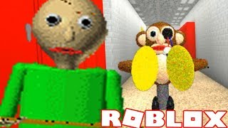Download NEW CYMBAL MONKEY CHARACTER | ROBLOX Baldi's Basics in Education and Learning Video