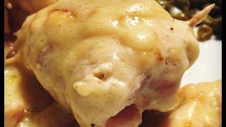 Download Involtini di pollo al prociutto e formaggio Video