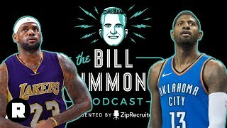 Download LeBron's Big Move, OKC Goes All in, and NBA Teams Are Dumb With Joe House | The Bill Simmons Podcast Video