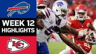 Download Bills vs. Chiefs | NFL Week 12 Game Highlights Video