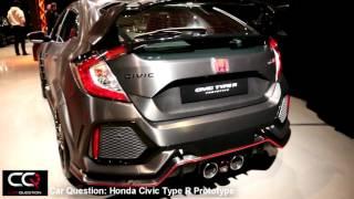 Download Honda Civic Type R Prototype | Exterior/Interior | Quick Review Video
