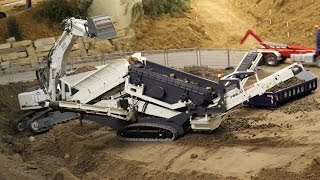 Download Terex Finlay 883 is brought to the job site Video