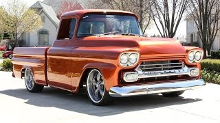 Download 1959 Chevrolet Apache Pickup For Sale Video