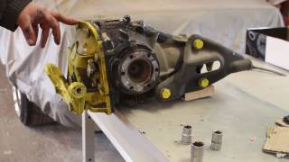 Download How to refurbish BMW Limited Slip Differential (LSD) Video