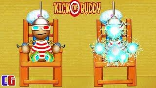Download АНТИСТРЕСС ПРОТИВ ЭЛЕКТРИЧЕСКОГО СТУЛА! Уничтожь любым способом - Kick the Buddy Video