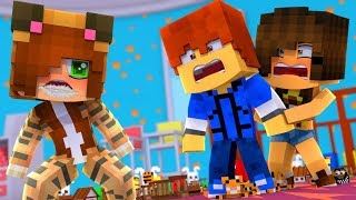 Download Minecraft Daycare - TINA GOES CRAZY !? (Minecraft Roleplay) Video