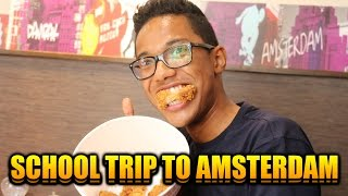 Download SCHOOL TRIP TO AMSTERDAM Video