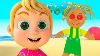 Download Pin Pon Song | Mary's Nursery Rhymes Video