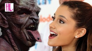 Download Ariana Grande Says She Was Attacked By A Demon Video