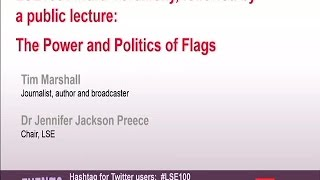 Download LSE Events | The Power and Politics of Flags | Tim Marshall | Slides+Audio Video